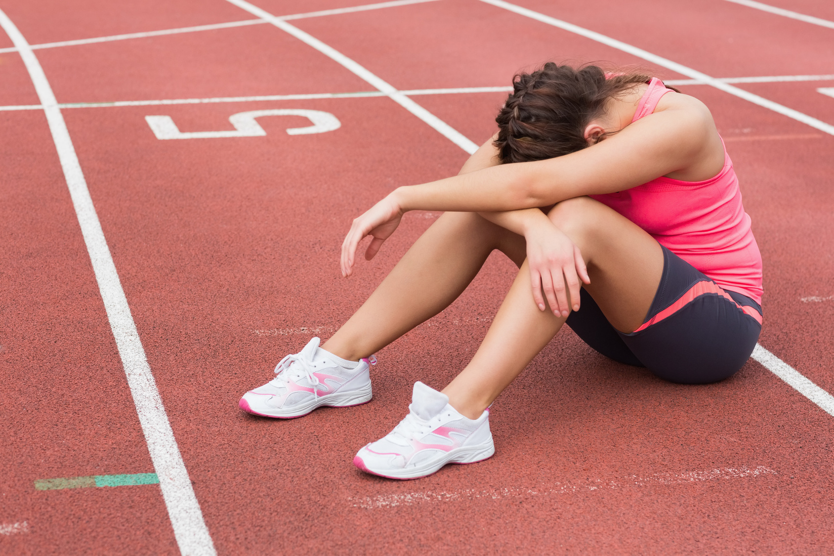 A Guide to Controlling Competition Anxiety - The UK's ...