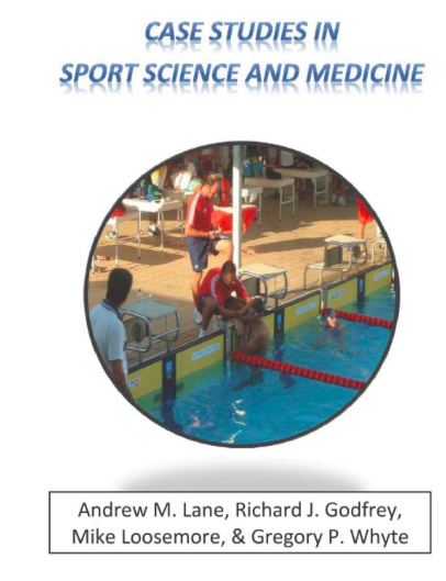 sport psychology case study Taking a refreshingly different approach to the subject, this new textbook uses  original case studies of psychological support work with individual athletes and.