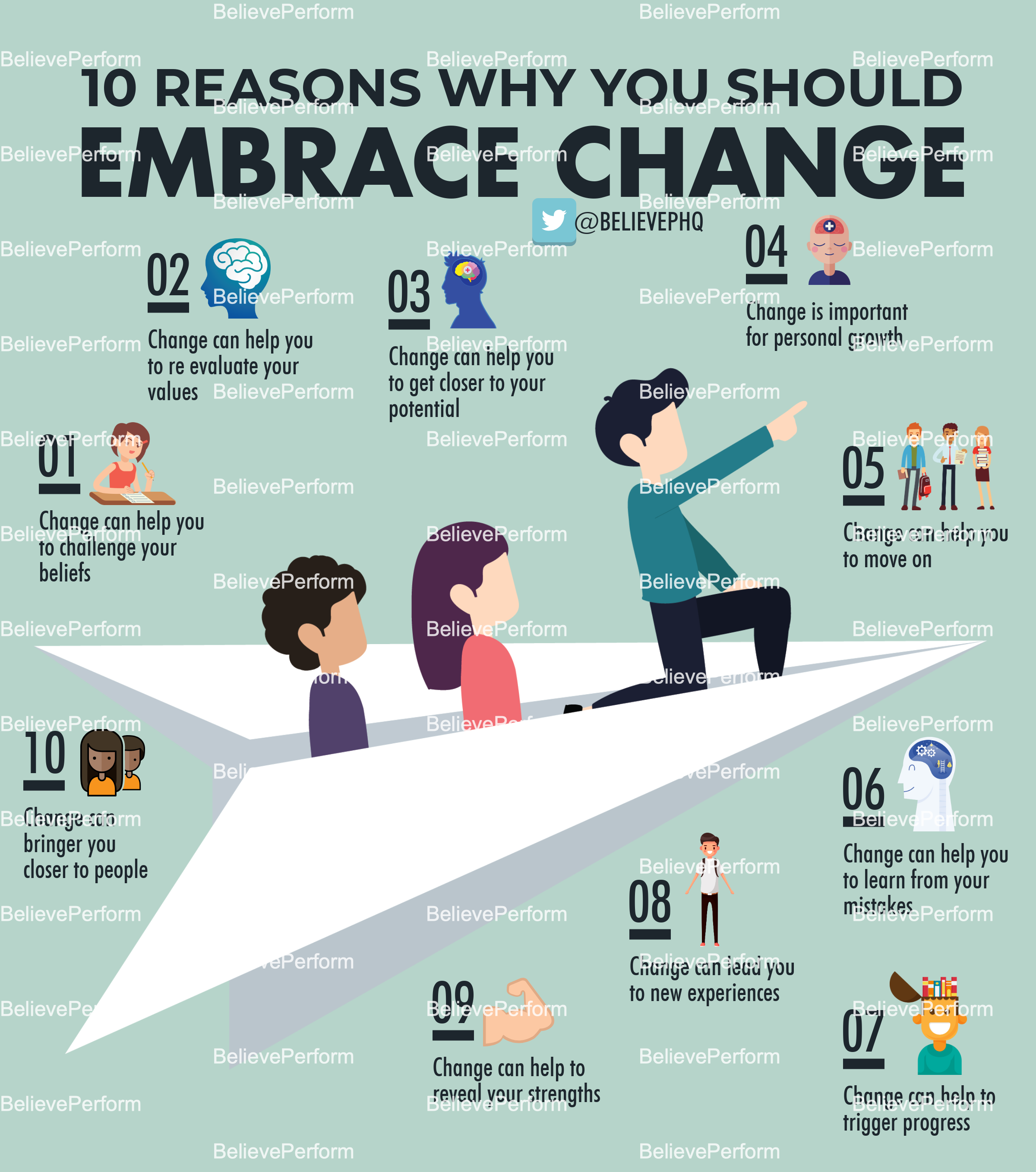 10 reasons why you should embrace change