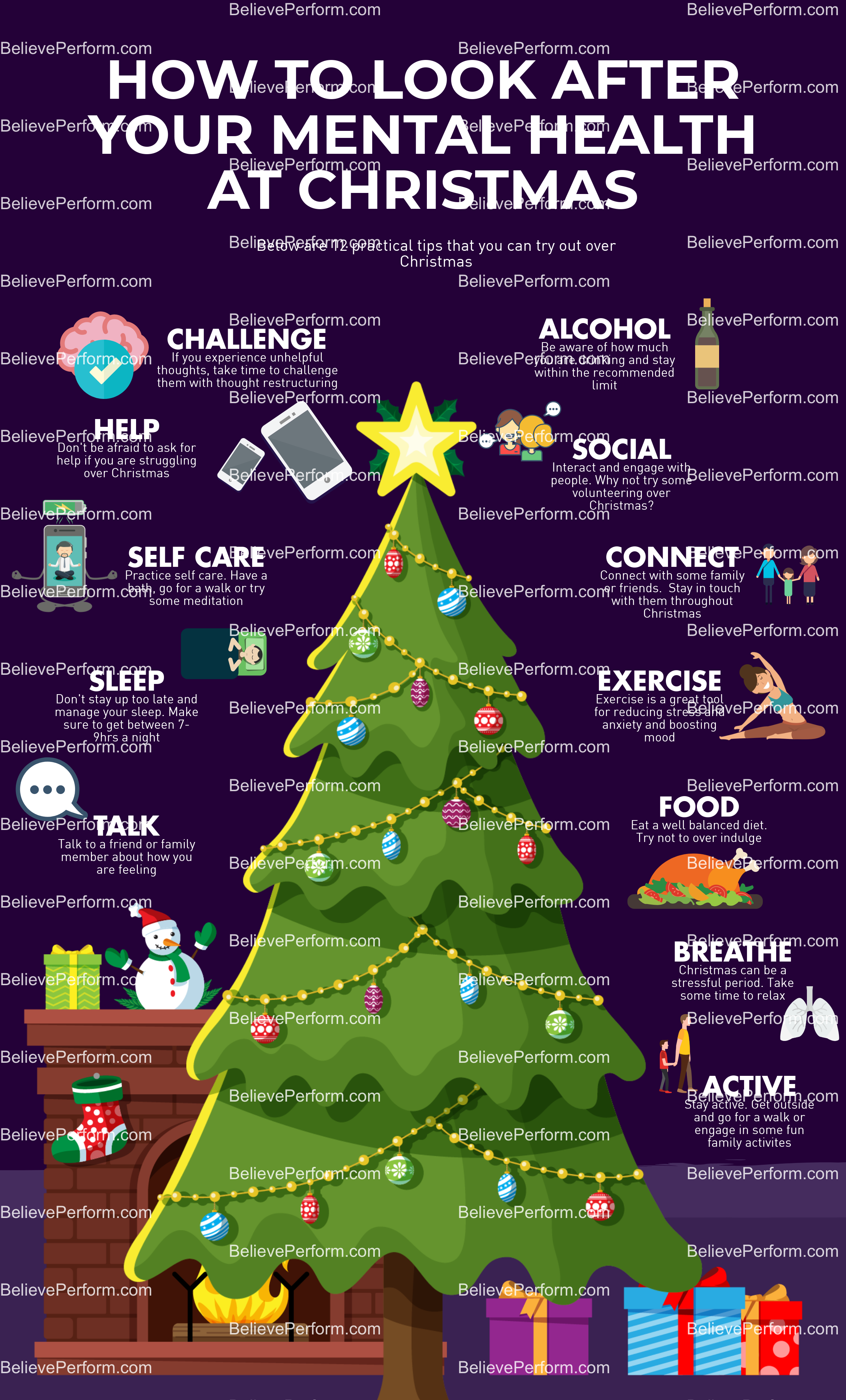 How to look after your mental health at Christmas ...