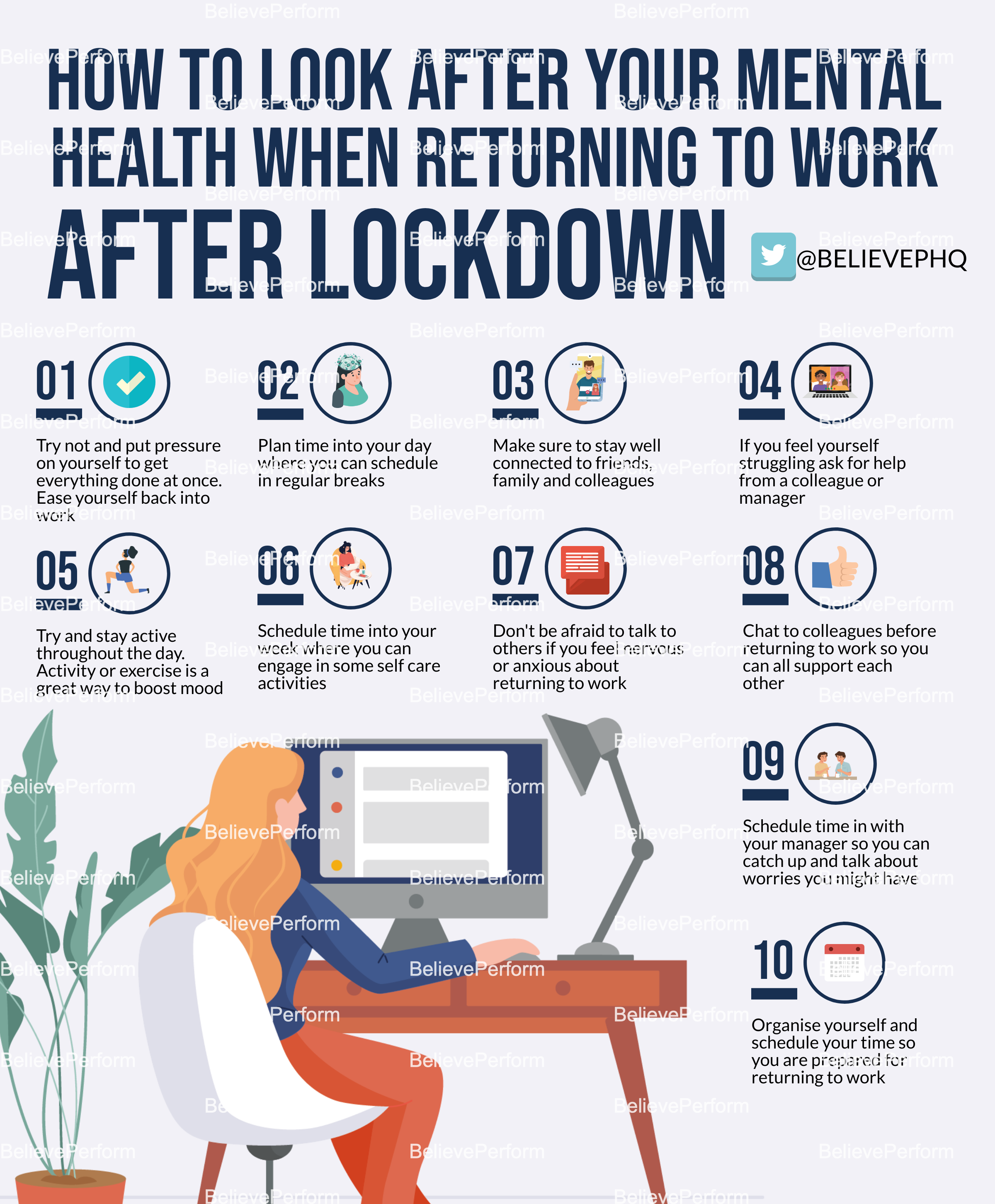 How to look after your mental health when returning to ...