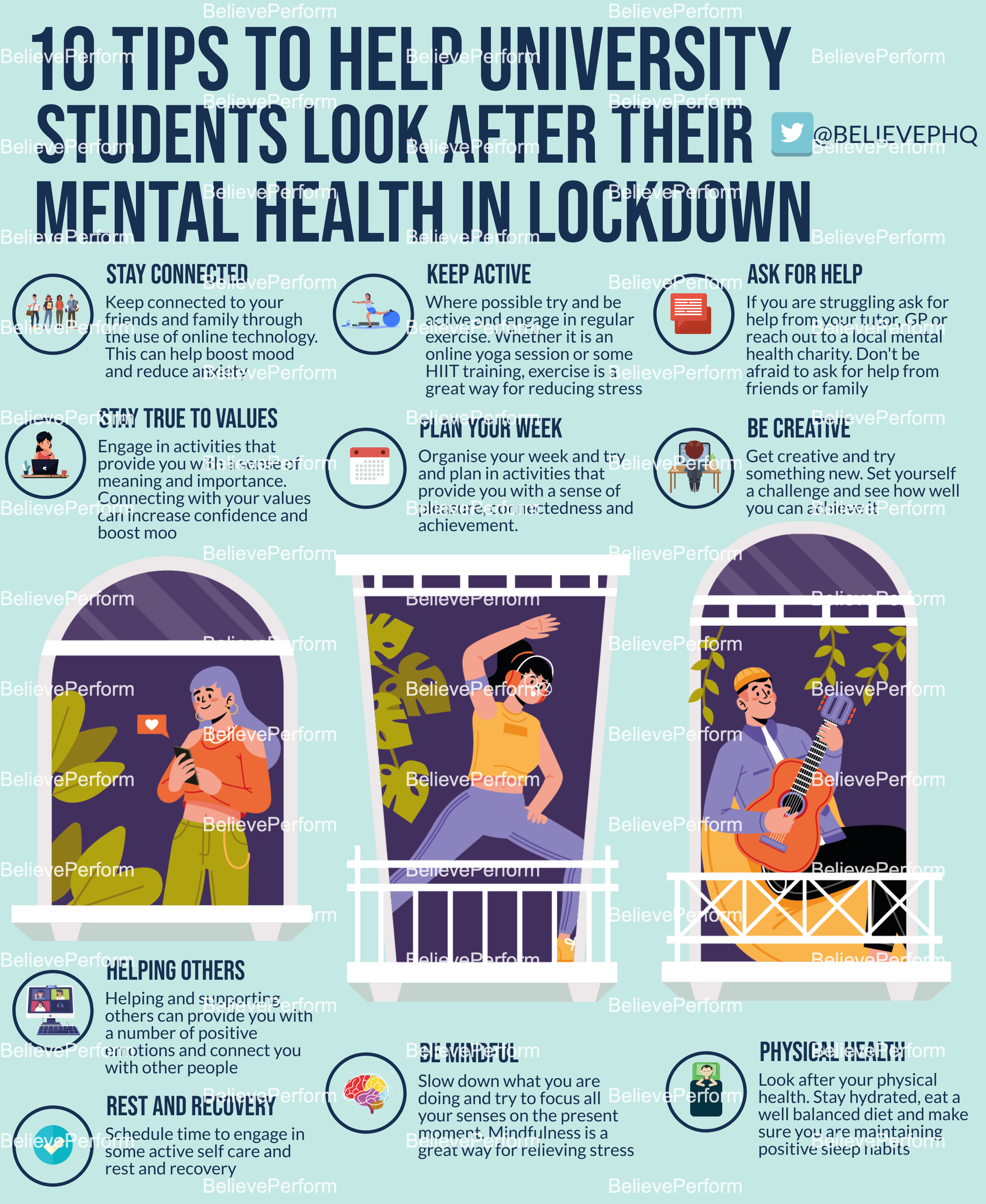 10 tips to help university students look after their ...